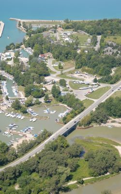Bayfield Harbour